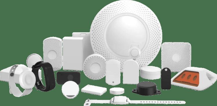 Bluetooth sensor beacon products