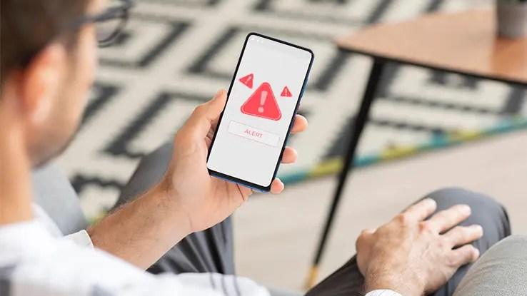 Door Sensor triggers mobile phone APP alarm