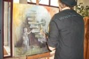 Burkhard Benjamin Live Painting 2