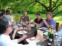 Gastfreundschaft unter Franzosen
