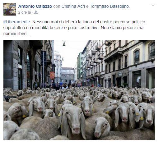 Post di Antonio Caiazzo