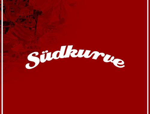 Südkurve München Motiv