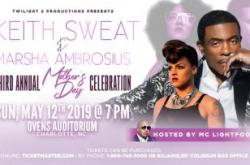 Keith Sweat & Friends – A Mother's Day Celebration