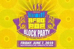 AfroPop! Charlotte: The Block Party at Camp North End, Vol. 3