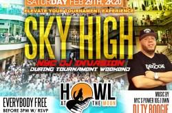 Sky High 5 CIAA Charlotte Saturday