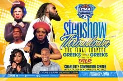 CIAA StepShow Throwdown