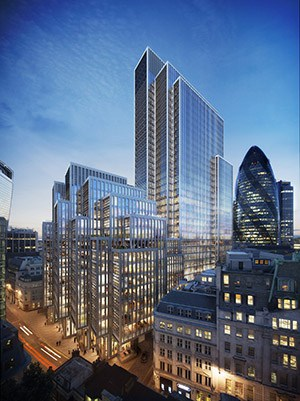 Cc Land Said Buying 40 Leadenhall In London