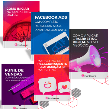 Mergulhe no Marketing Digital com 5 super Ebooks