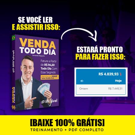 Ebook Gratuito e Minicurso do Metodo Invisivel Fernando Nogueira