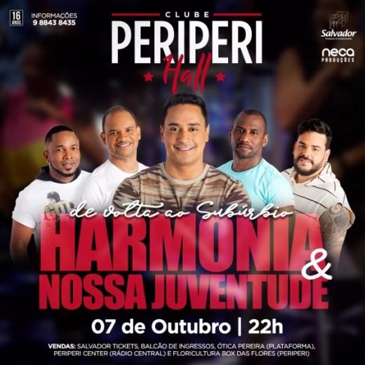 Harmonia do Samba - Minha Salvador