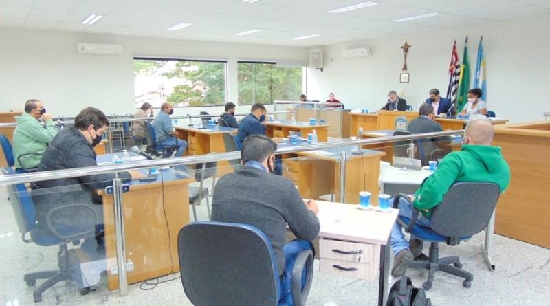 De volta às sessões: Vereadores retornam do recesso parlamentar nesta terça, dia 3