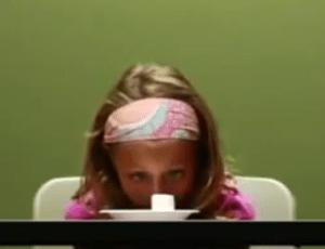 """Teste do """"marshmallow"""""""