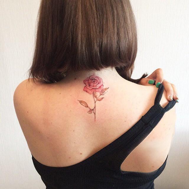70 Tatuagens De Flores Criativas So As Mais Lindas