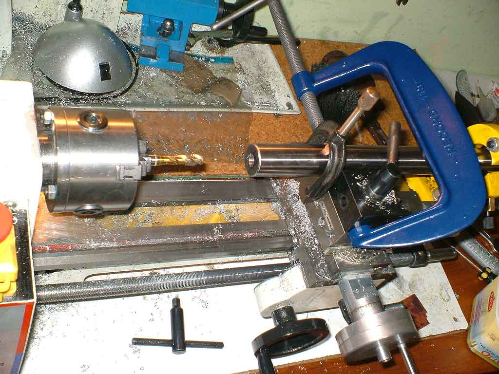 small lathe projects