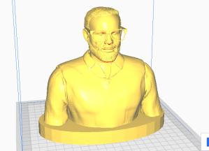 modi 3d model