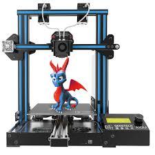 geeetech® a10m mix-color prusa i3 3d printer 220*220*260mm ...
