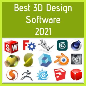 Best free 3d design software