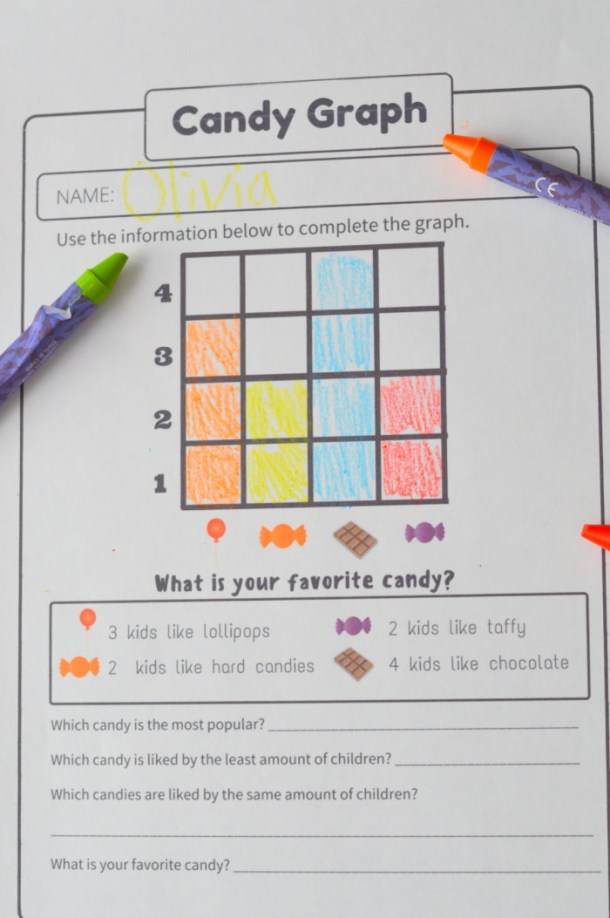 Halloween Themed Free Printable Math Counting Concepts Kindergarten First Grade Worksheets1