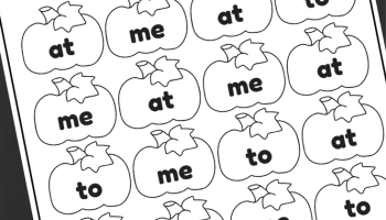 Super Sight Words Sight Words Coloring Page For Kindergarten ...