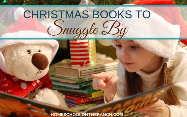 Christmas books to snuggle by and read