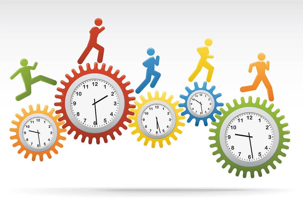 L'importanza della gestione del tempo nella lezione di minibasket.