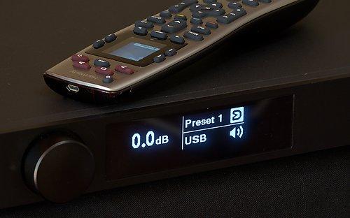 minidsp harmony remote with shd