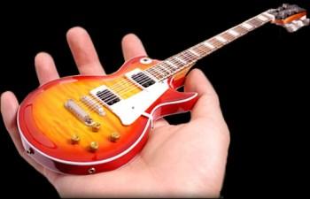 esempio dimensione chitarra