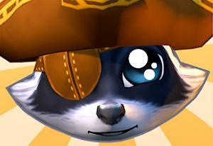 Raccoon Rumble on Miniplay.com