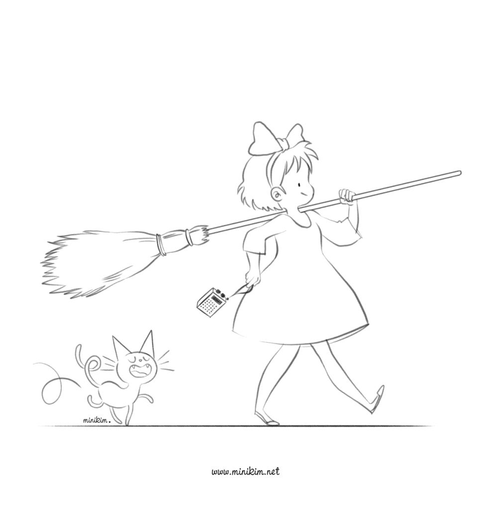 Film d'animation Ghibli