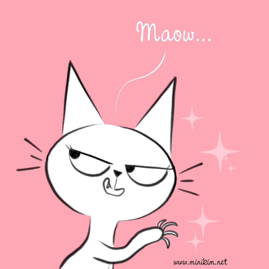 Lol cat chat kawaii dessin kawaii adorable