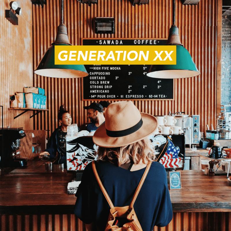 Mathilde Cabanas, Siham Jibril, Podcast, Generation XX, entrepreneur, femmes, expérience, inspiration, auteur, illustration, business