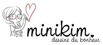 Minikim, BD, Bande dessinée, Minikim dessine du bonheur, autrice, Auteure, Auteur, illustration, dessinatrice, illustrateur, illustratrice, Montréal