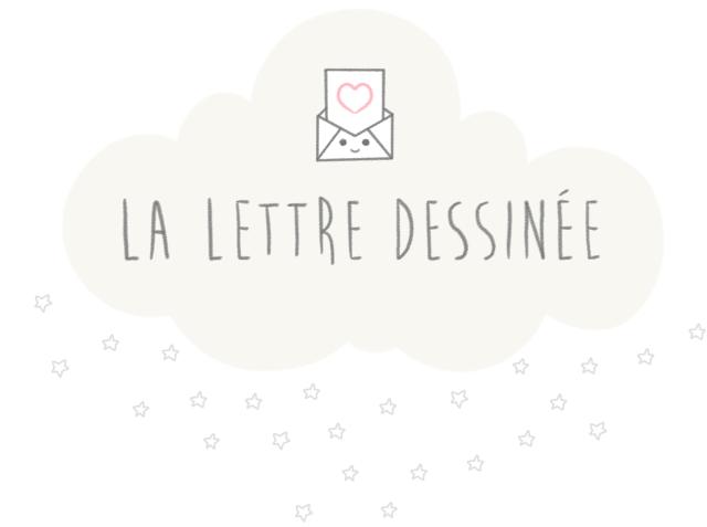 Logo_lettre_dessinée LA Lettre Dessinée Minikim newsletter dessin
