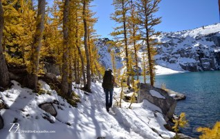 Backpacking into the alipne wilderness | Enchantments