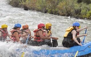 Riding the Rapids of Teiton | Washington