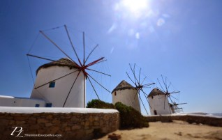 An island with great nightlife | Mykonos, Greece