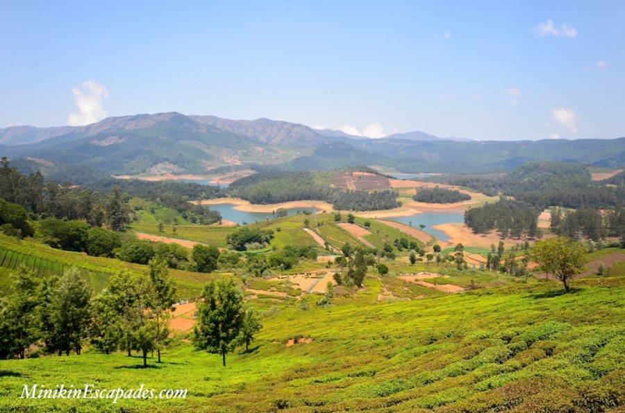 The beautiful Nilgiris and its many lakes
