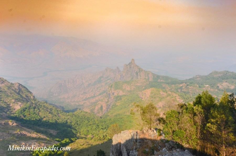 Rangaswami peaks in kodanad
