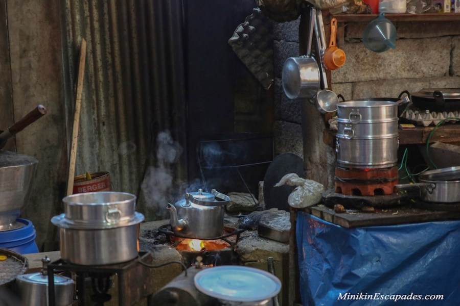 Life in everest teahouse