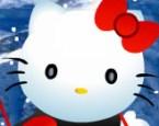 Hello Kitty Kayak