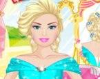 Prenses Saçı Tasarlama
