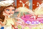 Ella Düğün Pastası