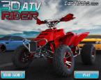 3D Atv Sürücüsü