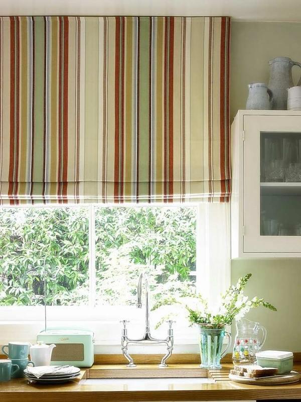 Modern Curtain Styles Kitchen
