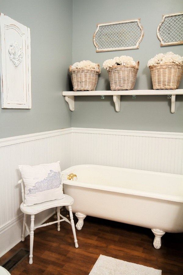 Vintage farmhouse bathroom ideas. modern farmhouse bathroom ...
