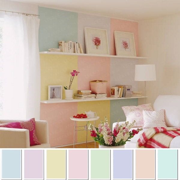 Blue And Pink Bedroom Designs