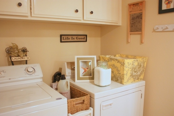 40 Small Laundry Room Design Ideas Comfortable And