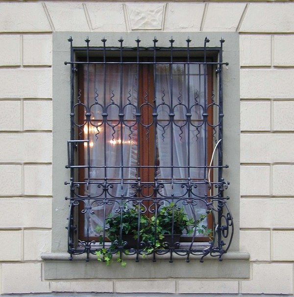Burglar Bars For Windows Protect Your Home From Intrusions