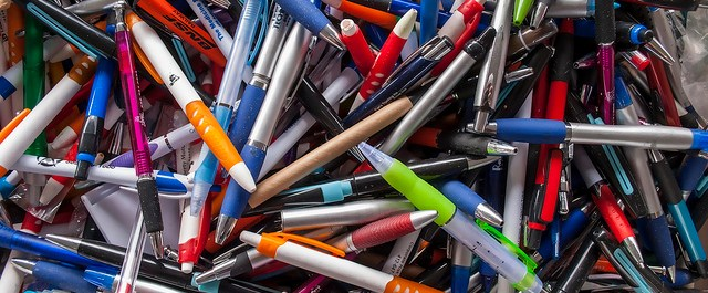 how to declutter pens pencils and markers