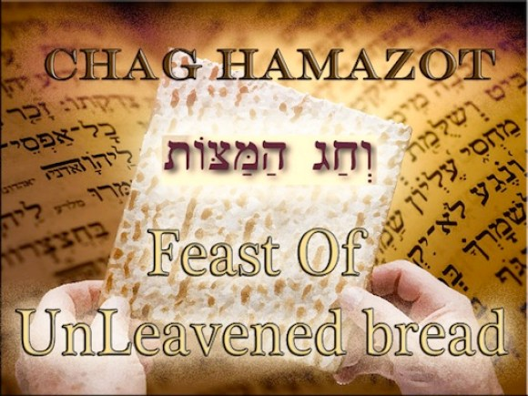 Unleavened Bread of Matzot Week  Where we are and what it